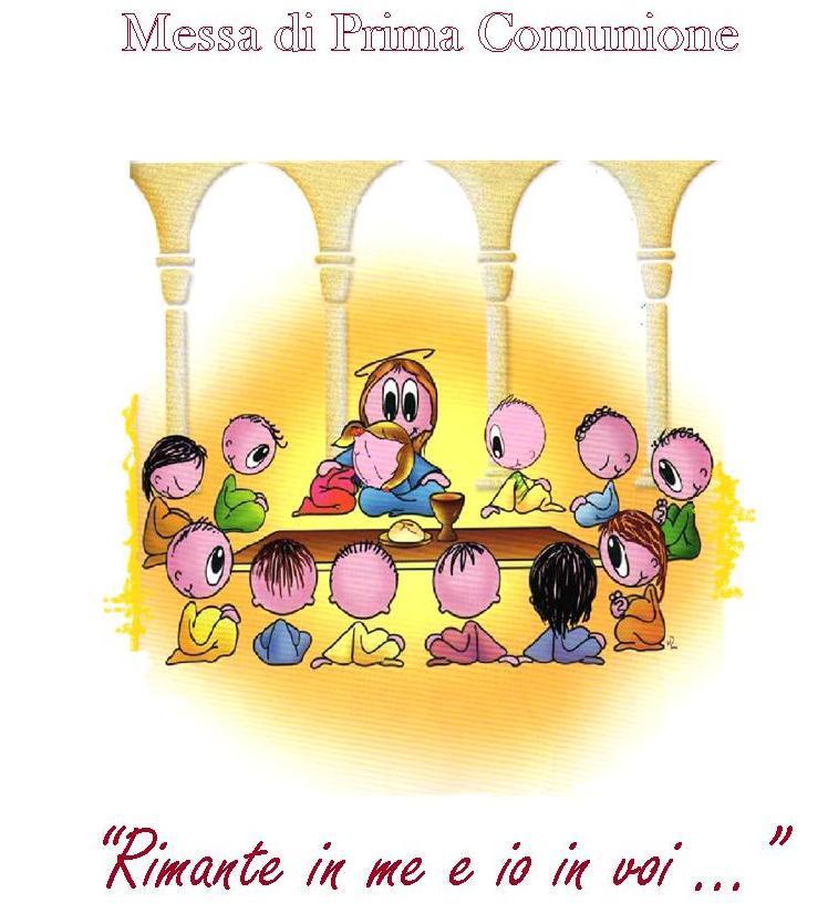 Parrocchia Santi Giorgio E Caterina Prima Comunione